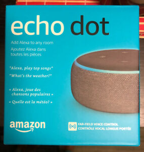 Amazon Echo Dot 3 (Alexa)