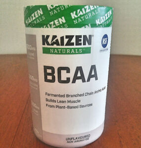 BCAAs 300mg KAIZEN NEW BOTTLE
