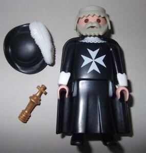 Collector - Playmobil - Chevalier de Malte