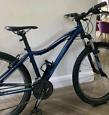 "Specialized myka mountain bike. Medium/large size. 26"" wheels. Works"