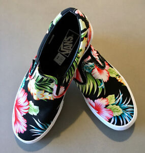 VANS - Collection Tropicale (Taille homme 8.5 - Femme 10)
