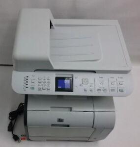 HP COLOR LASERJET CM2320NF MFP LASER MULTIFUNCTION PRINTER E475