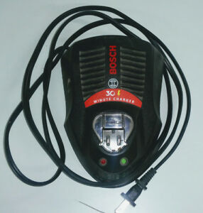 Bosch 30-Minute Battery Charger