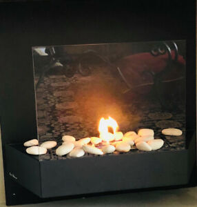 Wall Mounted Fireplace Ethanol