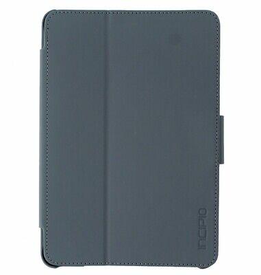 Incipio Lexington Folio Stand Cover Case Apple iPad mini 1 2 and 3 - Gray