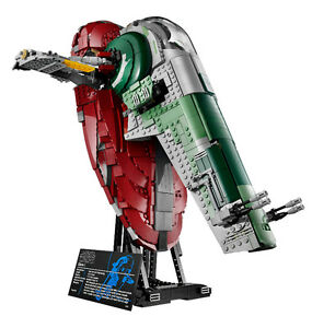 Star Wars LEGO UCS 75060 Slave 1 with Receipt