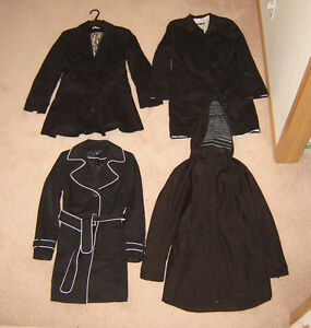 Fall Jackets (True North, Tommy Hilfiger), Clothes - XS, S, 4,10