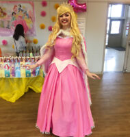 Hiring Princess Performers - The Fairytale Factory
