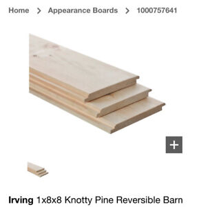 1x8 Pine Boards | Kijiji in Ontario  - Buy, Sell & Save with