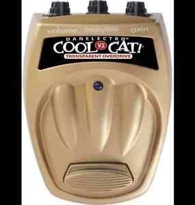 Danelectro Cool Cat CTO Overdrive V2 London Ontario image 1