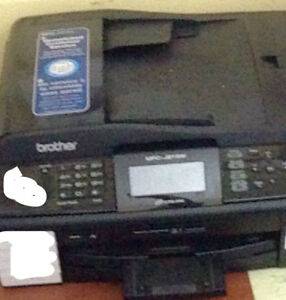 Brother MFC 615W - printer/fax/scanner/copier