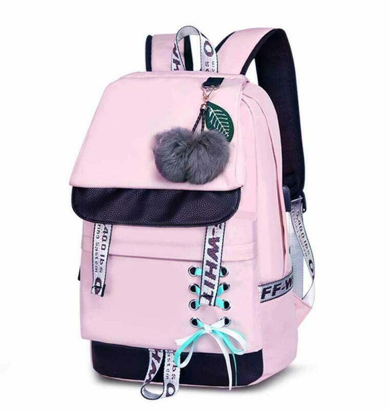 Asge Schulrucksack Mädchen Schulranzen Jungen Schultasche mit Ergonomischem Des