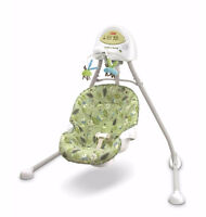 LOOKING FOR Fisher-Price Cradle 'n Swing, Scatterbug