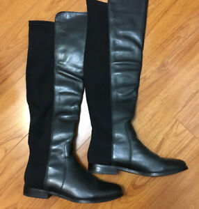 Steve Madden 2 faced boots