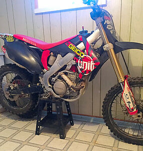 2010 crf250r Christmas week special