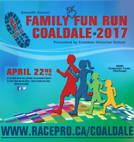 Coaldale 5K Family Fun Run