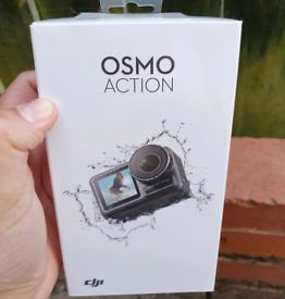 DJI OSMO 4K ACTION CAMERA WITH BATTERY KIT BUNDLE GoPro Go Pro