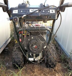 "YardWorks 357cc 30"" Snow Blower - price reduced"
