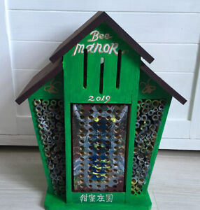 Unique Manor for Mason Bee and Bird