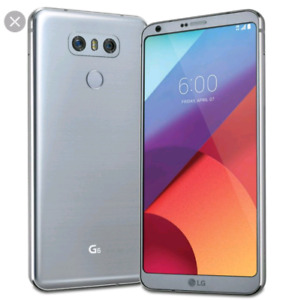 LG G6 perfect condition for Iphone 7s