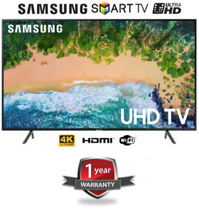 "NEW SAMSUNG 40"" 50"" 55"" 58"" 65"" 70"" 75"" 82"" 4K HDR tvs on SALE!!"