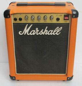 Vintage Marshall Lead 12 Guitar Amp Orange Tolex