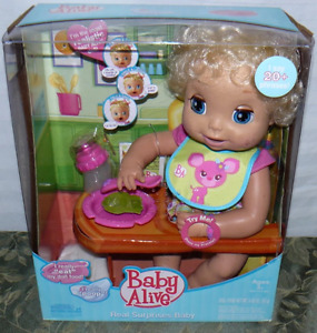 LOOKING for Baby Alive Doll,Baby Real Suprises/Accessories/cloth