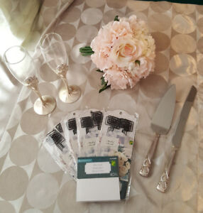 Wedding Items For Sale Never Used