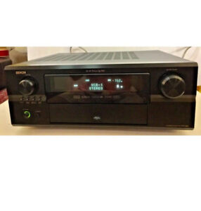 Denon AVR 3805 powerhouse surround receiver