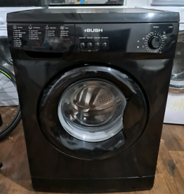 Black Bush Washing Machine - Free local delivery and fitting