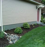 Exterior Painting for your  Steps, Patios, foundations, & fences