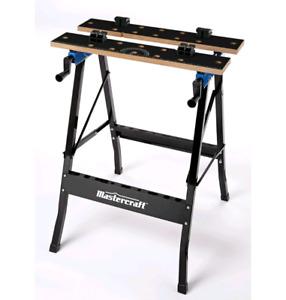 Adjustable work  bench