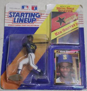 Various Starting Lineup Figures - Baseball