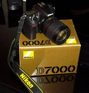 Nikon D7000 plus accessories
