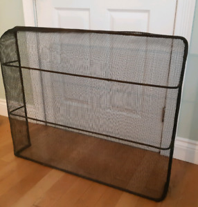 Vintage Fire Place Screen