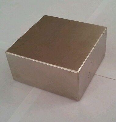 Large Neodymium Block Magnet N52 Grade Rare Earth Magnet. New Super Magnet