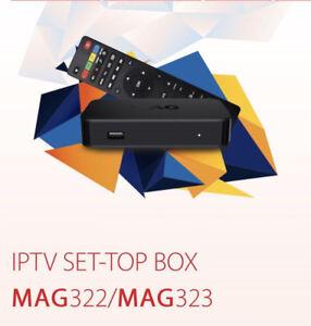 MAG322W1 TV Box