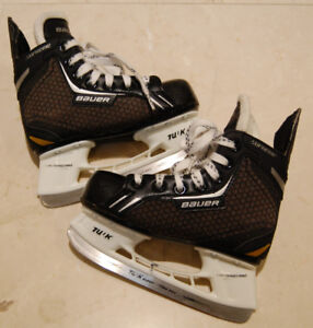 Bauer ONE.4 Supreme Ice Skates Youth Size 11 R