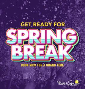 Spring Break 2019 - Myrtle Beach