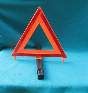 Highway Safety Warning Triangle by James King & Co