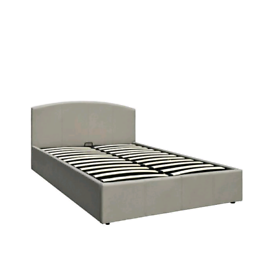 Grey New Bed Frame (Small double)