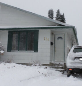 OPEN HOUSE JANUARY 13 FROM 1-3 236 PERTH CRESCENT P7A 7N9