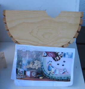 Wood Crafts to Paint from  $3- $9
