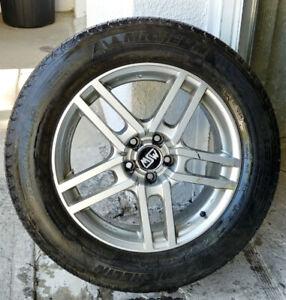 Mags MSW pneus d'été 235-60-18