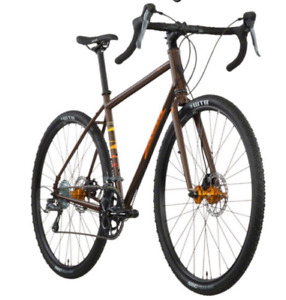 brand new Salsa Vaya Claris Bike 2017 - Brown