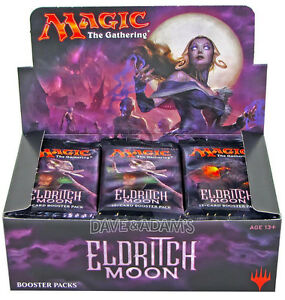 Magic the Gathering Eldritch Moon Packs & Boxes