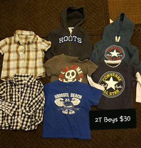 2T boys clothes