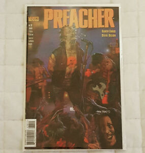TV series: Preacher issue #38 Cornwall Ontario image 1