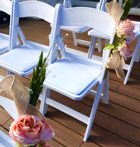 Table and Chair Rentals for your next Event!
