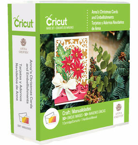Brand new cricut cartridges